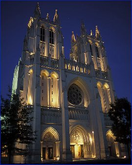The Washington National Cathedral | The Cathedral of the Episcopal Church & the Nation